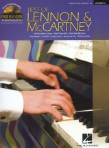 Piano Play-along Volume 96 Best Of Lennon And Mccartney Piano + Cd - Piano Solo