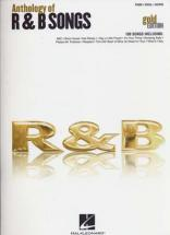 Anthology Of R&b Songs - Gold Edition - Pvg