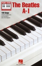 The Beatles A-i Piano Chord Songbook - Lyrics And Piano Chords