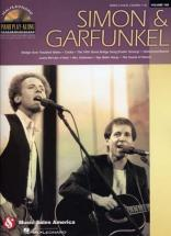 Piano Play Along Vol.108 - Simon & Garfunkel + Cd - Pvg