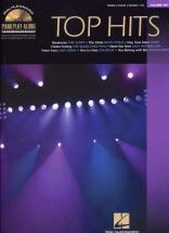 Piano Play Along Vol.109 - Top Hits + Cd - Pvg