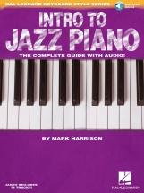 Harrison Mark - Intro To Jazz Piano
