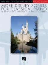 More Disney Songs For Classical - Piano Solo