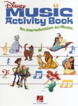 Disney Music Activity Book An Introduction To Music - Film And Tv