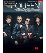 PIANO PLAY ALONG VOL.113 QUEEN PVG + MP3