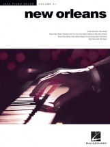 Jazz Piano Solos Volume 21 New Orleans Jazz - Piano Solo