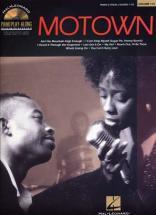 Piano Play Along Vol.114 Motown Pvg + Cd