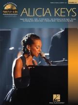 Piano Play Along Volume 117 Keys Alicia + Cd - Pvg