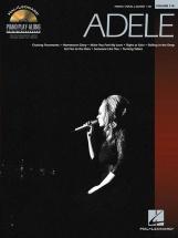 Adele - Piano Play Along Vol.118 + Cd