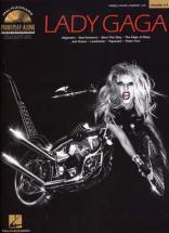 Lady Gaga - Piano Play Along Vol.119 + Cd - Pvg