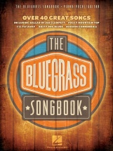 The Bluegrass Songbook - Pvg