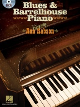 Rabson Ann Blues And Barrelhouse Piano Pf + Dvd - Piano Solo