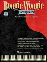 Paparelli Frank - Boogie Woogie For Beginners + Cd - Piano Solo