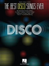 The Best Disco Songs Ever Piano Vocal Guitar Pvg Songbook - Piano And Vocal