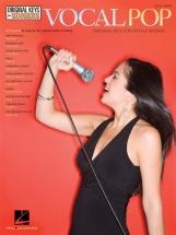Vocal Piano Series Vocal Pop Original Keys For Female Singers Vce