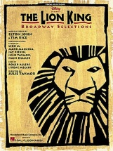 The Lion King Broadway Selections - Pvg