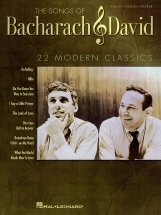 The Songs Of Bacharach and David - Pvg
