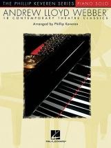 Andrew Lloyd Webber 18 Contemporary Theatre Classics - Piano Solo
