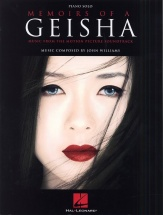Memoirs Of A Geisha - Piano Solo Songbook - Piano Solo