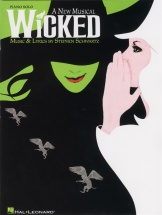Selections From Wicked A New Musical - Piano Solo