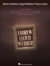Lloyd Webber More Piano Solos - Piano Solo