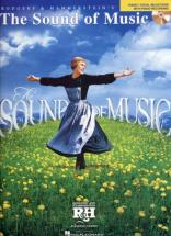 Sound Of Music Deluxe - Vocal Selections + Cd - Piano Et Chant
