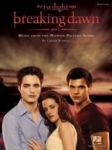 Burwell Carter Twilight Breaking Dawn Part 1 Piano Solo - Piano Solo