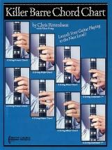 Killer Barre Chord Chart - Guitar