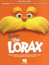 Dr Seuss The Lorax Music From The Motion Picture Soundtrack - Pvg