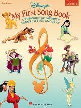 Disney's My First Songbook Volume 2 - Pvg