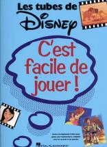 Les Tubes De Disney - Piano Facile