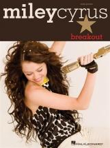 Miley Cyrus Breakout Easy - Piano Solo