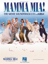 Mamma Mia! The Movie Soundtrack Featuring The Songs Of Abba Big Not - Piano Solo
