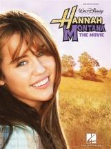 Hannah Montana - The Movie Big Note - Piano Solo