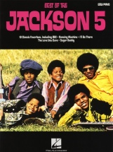 Best Of The Jackson 5 Easy Piano Songbook - Piano Solo