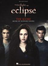 Twilight Eclipse Music From The Film Score Big Note - Piano Solo