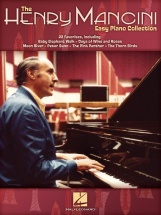 Mancini Henry The Easy Piano Collection - Piano Solo