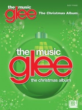 Glee The Music The Christmas Album Easy Piano Songbook - Piano Solo