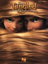 Tangled Music From The Motion Picture Soundtrack Easy - Piano Solo