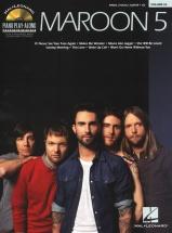 Piano Play Along Volume 63 Maroon 5 + Cd - Pvg
