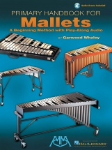 Whaley Garwood - Primary Handbook For Mallets