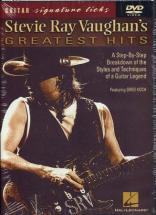 Vaughan Stevie Ray - Greatest Hits - Guitare