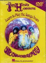 Hendrix Jimi - Experience - Guitare