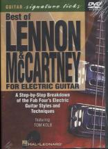 Lennon John/mc Cartney Paul -  Best Of - Electric Guitar