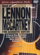 Lennon John / Mccartney Paul - Acoustic Guitar