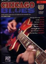 Guitar Play Along Vol.4 - Chicago Blues