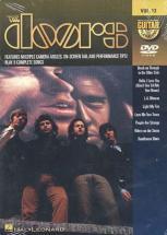 Dvd Guitar Play Along Vol.13 The Doors