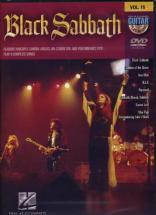 Black Sabbath -  Guitar Play Along Vol.15