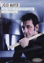 Mayer Jojo - Secret Weapons For The Modern Drummer