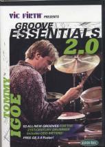 Igoe Tommy Groove Essentials 2.0 - Batterie